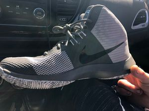 Nike black and grey shoes for Sale in Pueblo 09b826b98