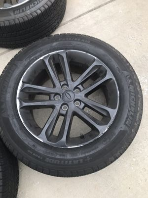 "Rims 18"" Ford Explorer 2016 for Sale in Silver Spring, MD"