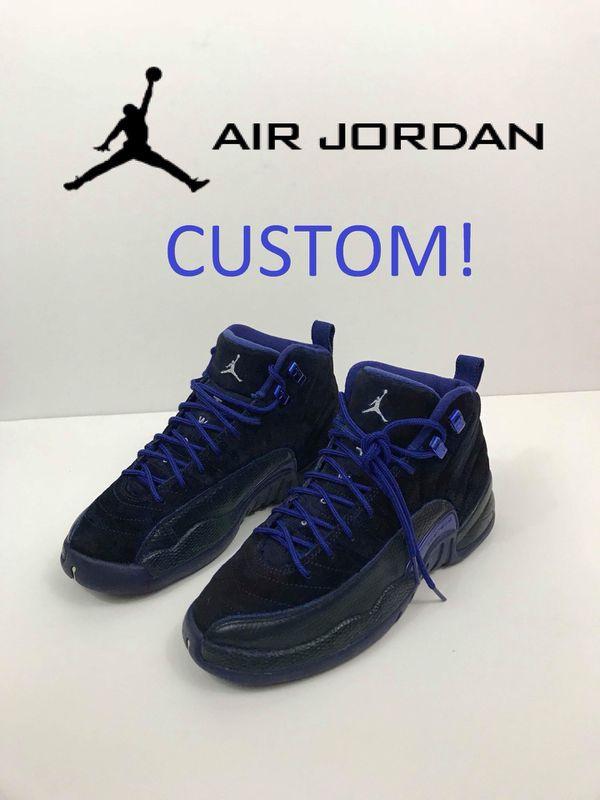 low priced 8d37d 0d06b custom Jordan 12 🎨 🔥