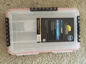 Tackle box for Sale in Salt Lake City, UT