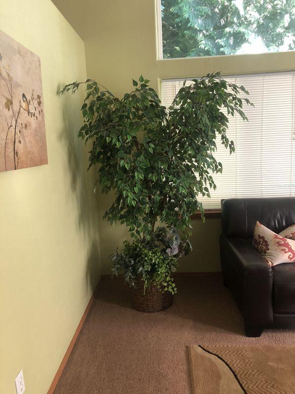 Beautiful Fake Tree For Home Decor Portland OR