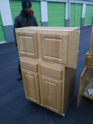 Kitchen and bathroom cabinets for Sale in Washington, DC
