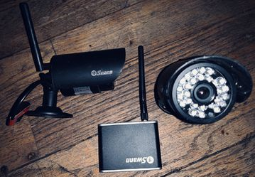 Swann cameras Thumbnail
