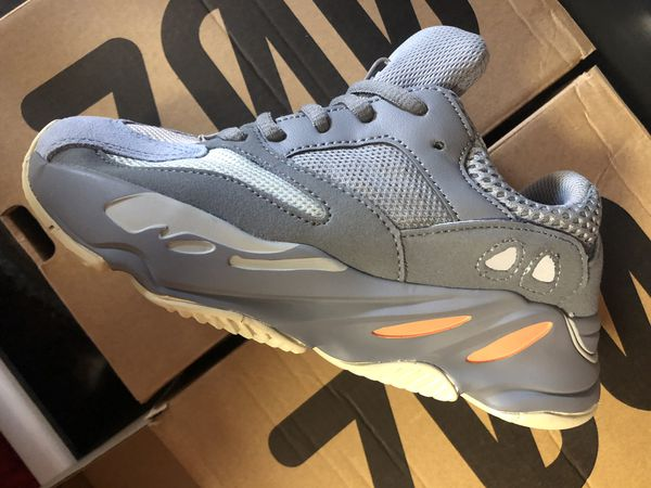 timeless design a5b7b 5a020 Custom Yeezy 700 inertia for Kids for Sale in Valley Stream, NY - OfferUp