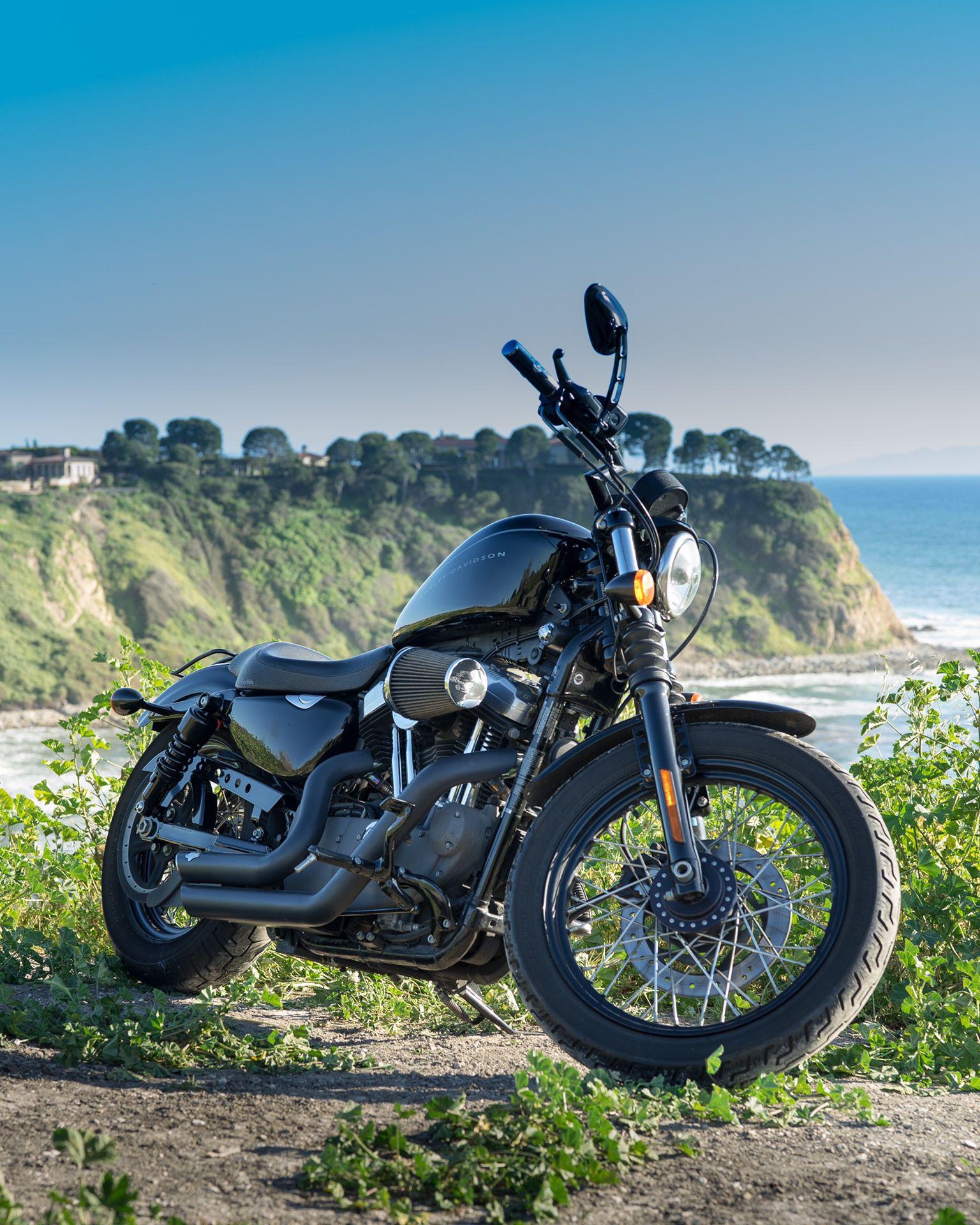 Photo 2008 Harley Davidson Sportster XL1200N