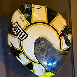 AGV Motorcycle Helmet Medium  Thumbnail