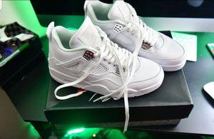 Jordan 4 pure money size 9 new for Sale in Glenarden, MD