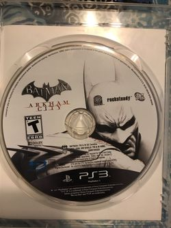 Batman Arkham city for ps3 Thumbnail