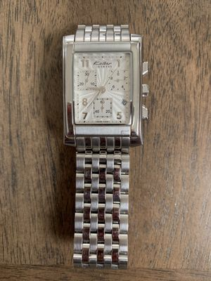 Kolber men's watch for Sale in Apex, NC