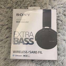 Sony Extra Bass Wireless Stereo Headset  Thumbnail