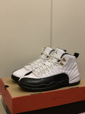 premium selection f4ae9 d712a New and Used Jordan 12 for Sale in Ashburn, VA - OfferUp