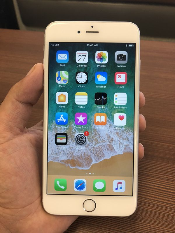Iphone 6 Plus 16gb Unlocked For Any Carrier S At T Att Verizon