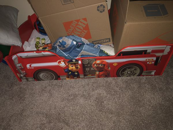 Paw Patrol Bed For Sale In Jacksonville Fl Offerup