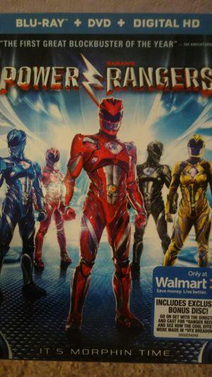 Power rangers for Sale in Dallas, TX