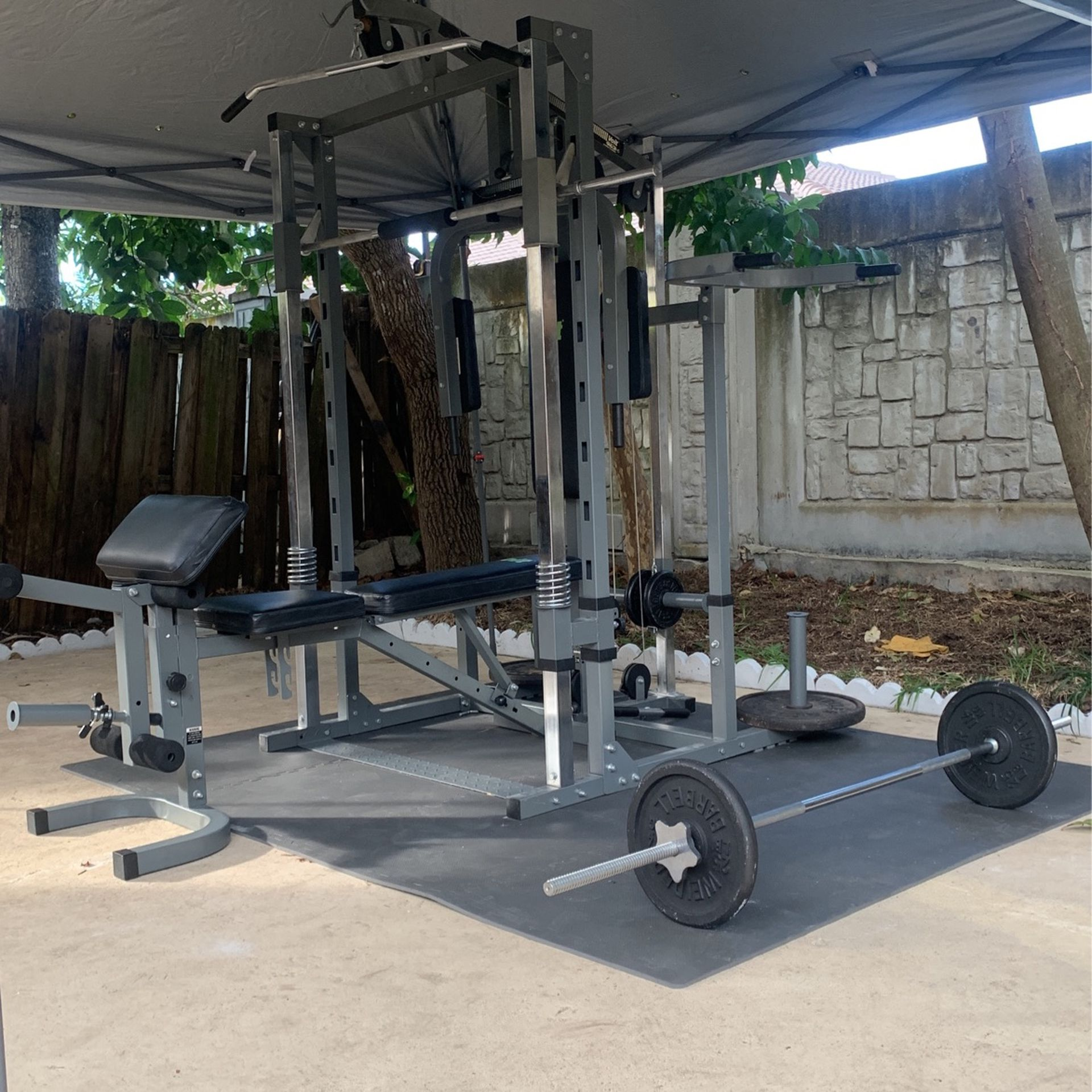 Voit Home Gym