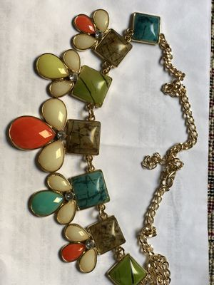 Beautiful statement necklace for Sale in Lynchburg, VA