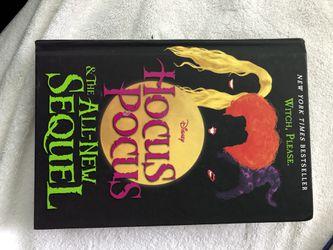 hocus pocus & the all-new sequel book Thumbnail