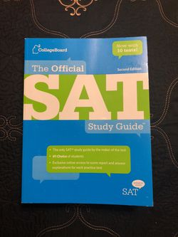 The official SAT study guide Thumbnail