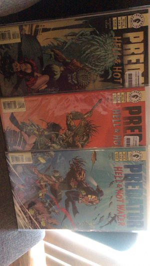 Comic, Alien, Engineer, collectibles,toys,predator,hell for Sale in Avondale, AZ