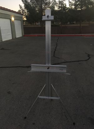 Painting Easel - Folding & Collapsible for Sale in Las Vegas, NV