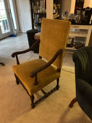 Antique throne for Sale in Wildwood, MO