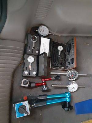 Photo Machinist tools