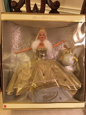 Mattel 2000 Millennium Celebration Barbie for Sale in Great Falls, VA