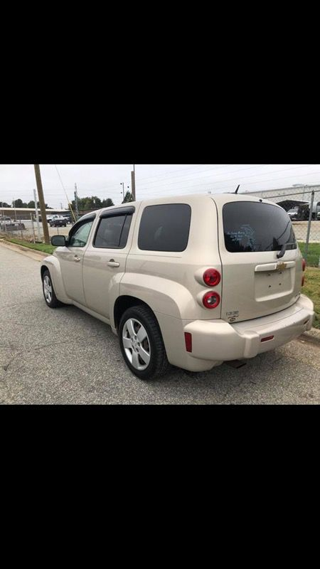 I Have One Car Go Sale 2009 Chevy Hhr 165 000 Miles Clean Title For Sale In Greensboro Nc Offerup
