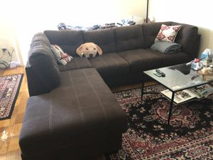 Excellent sectional couch from Ashley Homestore for Sale in Arlington, VA