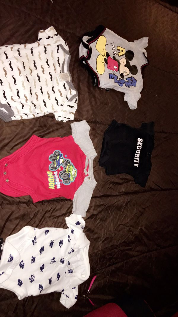 baby clothes and shoes 0 6 months for sale in dallas tx offerup