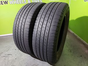 Two 245/60/18 MICHELIN LATITUDE TOUR FREE MOUNT AND BALANCE!! for Sale in Tampa, FL