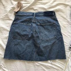 H&M jean skirt Thumbnail