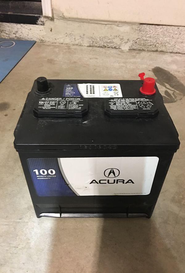 Brand New Car Battery Acura Integra Honda For Sale In