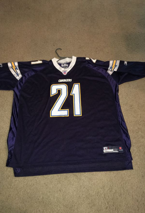 25edcf8f San Diego Chargers Tomlinson Jersey 4XL for Sale in North Las Vegas, NV -  OfferUp
