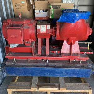 Bell & Gossett pump 60hp 2100gpm for Sale in Union Bridge, MD