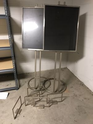 Metal Sign Holders for Sale in Austin, TX