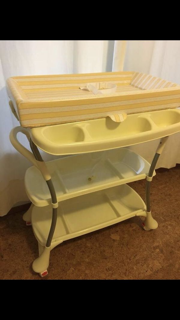 New Baby Bath Tub with Changing Station for Sale in Portland, OR ...