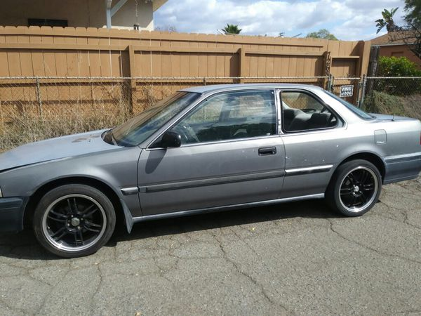 1990 Honda Accord Coupe Runs Great 800obo 2002 Audi A4 Needs Tlc