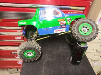 Axle 10 rock crawler with many up grades 350 or best offer Thumbnail