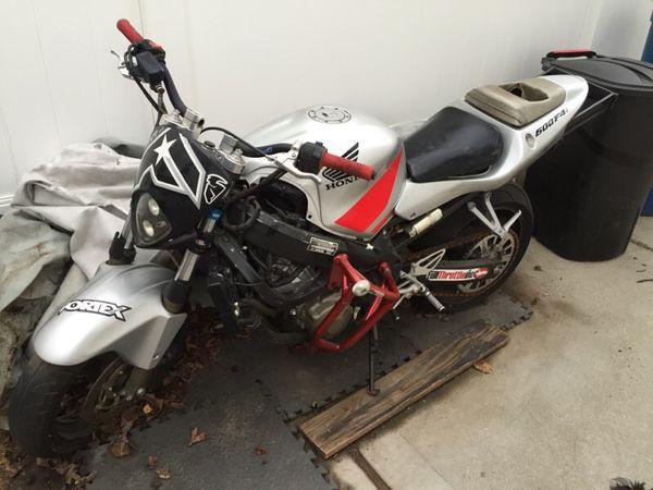02 Honda F4i Stunt Bike Awesome Bike For Sale In Staten Island
