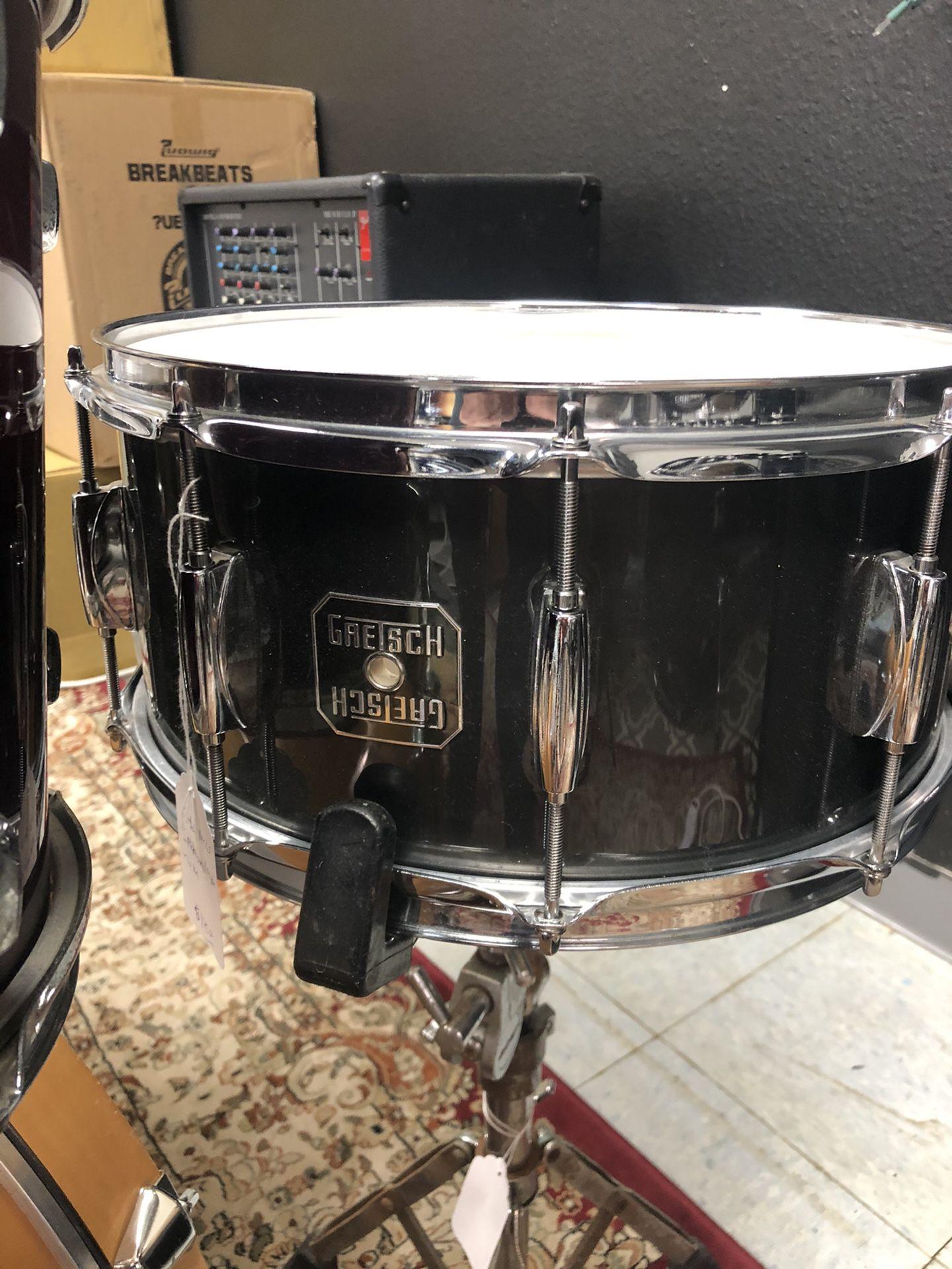 Drum set 4pc mixed set Pearl, Yamaha, Gretsch, PDP