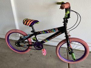 "Photo Girls 18"" bicycle"