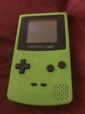 Gameboy color for Sale in Rockville, MD