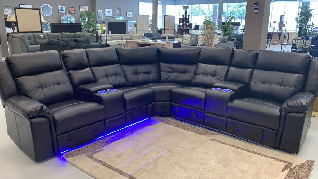 Amazon Power Recliner With LED 💥💥💥 Finance Available 💥💥💥Same Day Delivery 💥💥💥No Credit Needed Check 💥💥💥Adrian