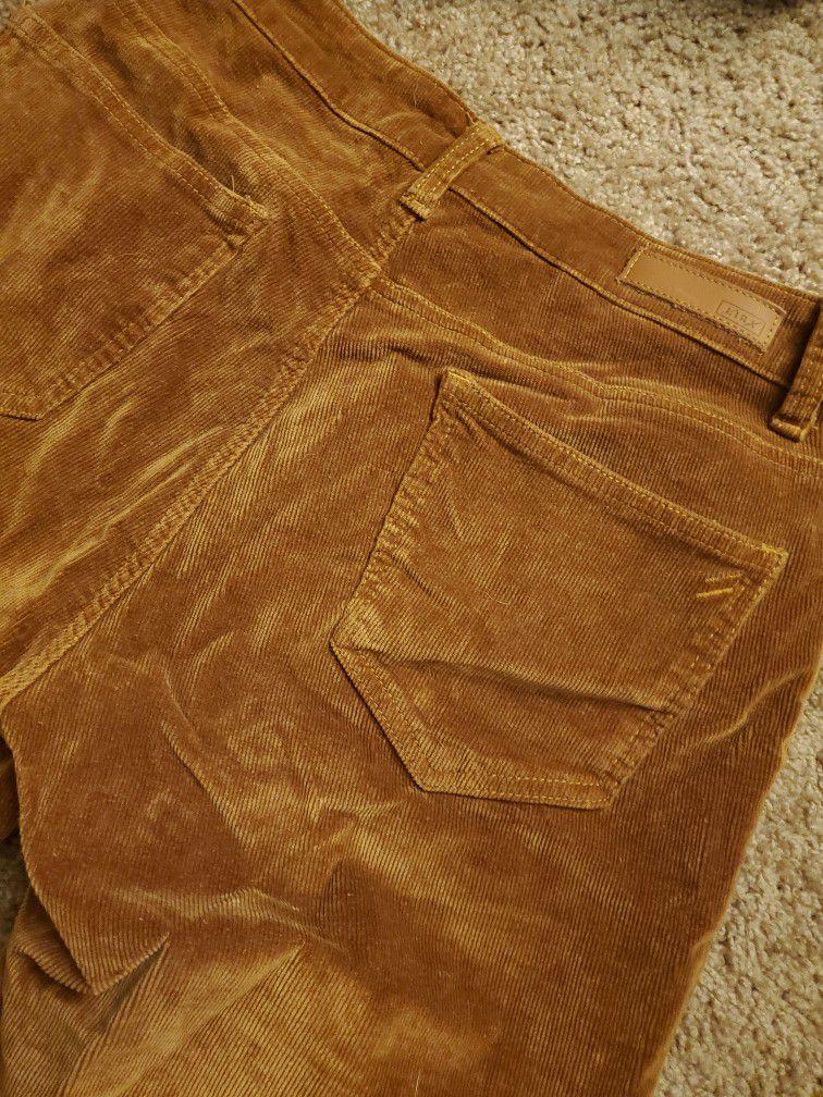 Corduroy Size 29 Pants