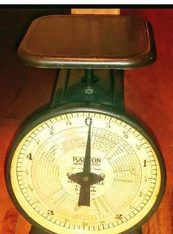 1949 Hanson postal scale model number 1509 Thumbnail
