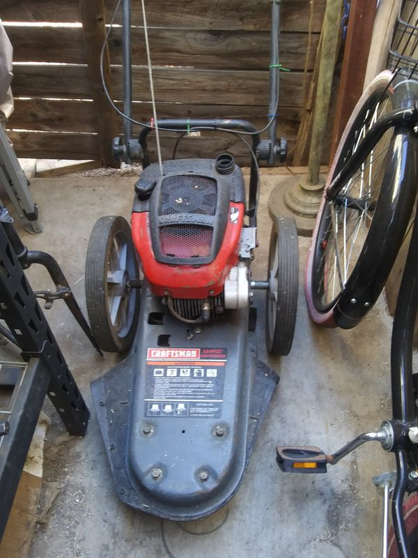 Weed Eater Mower For Sale In Moreno Valley Ca Offerup