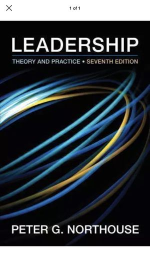 (PDF) Leadership: Theory And Practice 7th Edition for Sale in Lorton, VA