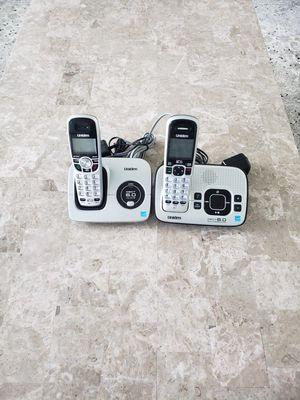 2 Uniden wireless phones for Sale in Centreville, VA