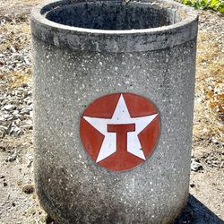 Concrete garbage  Containers Thumbnail